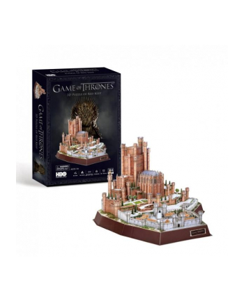dante Puzzle 3D Gra o Tron Red Keep DS0989