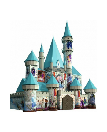 ravensburger Puzzle 3D 216el Zamek Frozen 2 111565