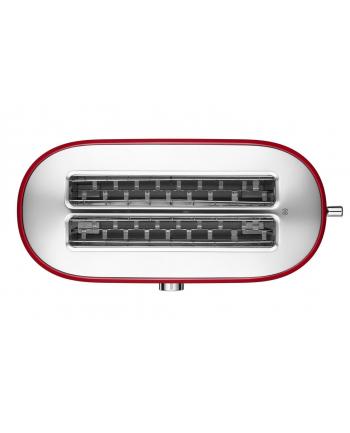 Toster KitchenAid 5KMT4116EER (1800W; kolor czerwony)