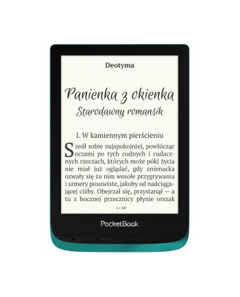 Czytnik E-book POCKETBOOK PB 627 Touch Lux 4 PB627-C-WW (6 )