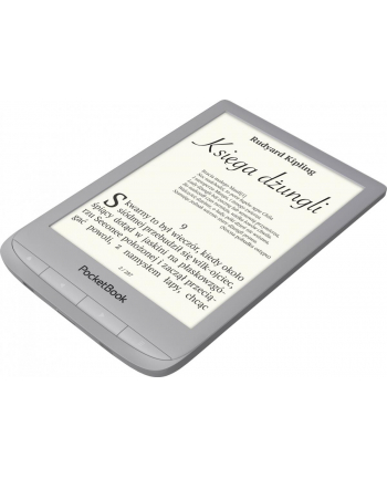 Czytnik E-book POCKETBOOK PB 627 Touch Lux 4 PB627-S-WW (6 )