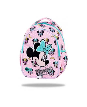 patio Plecak 2 komorowy 15'' JOY S LED Minnie Mouse pink CP 47302
