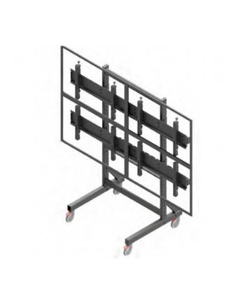 edbak Mobilny stojak VideoWall 2x2 40-47 CALI VWT2247-L