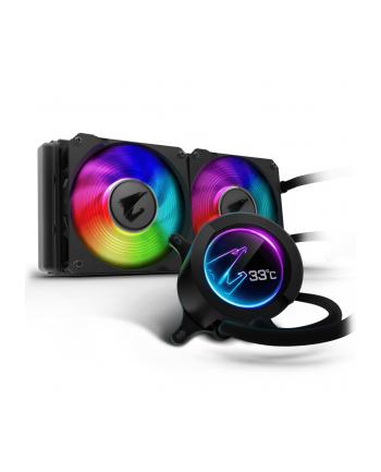 gigabyte Chłodzenie CPU  AORUS LIQUID COOLER 240 CPU CO