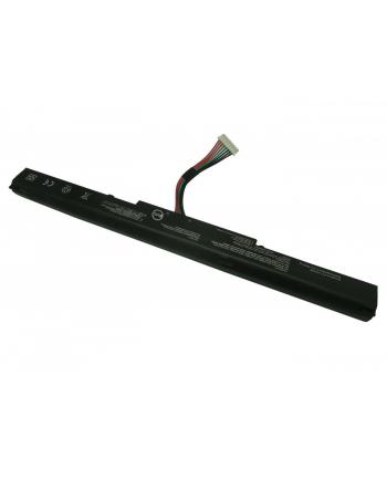 whitenergy Bateria dla Asus X450 series 2200mAh Czarna