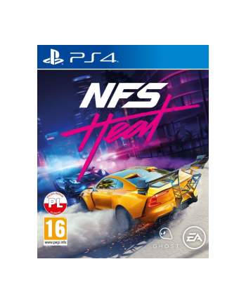 *Gra PS4 Need For Speed HAEAT