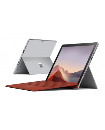 microsoft Surface Pro 7 Platinium 256GB/i5-1035G4/8GB/12.3' Commercial PVR-00003
