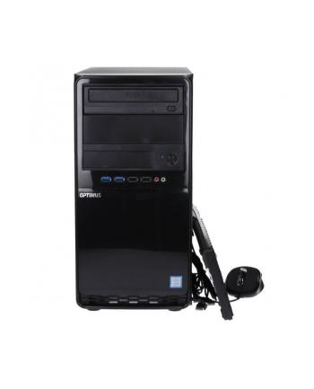 optimus Komputer Platinum GH310T i3-9100F/4GB/1TB/W10P