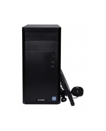 optimus Komputer Platinum GH310T i3-9100F/4GB/240GB/W10P