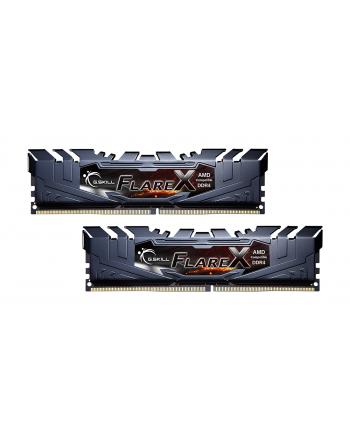 g.skill Pamięć do PC - DDR4 32GB (2x16GB) FlareX AMD 3200MHz CL14-14-14 XMP2