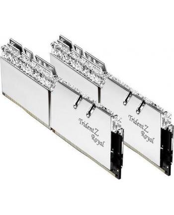 g.skill Pamięć do PC - DDR4 32GB (2x16GB) TridentZ Royal RGB 3200MHz CL14-14-14 XMP2 Silver