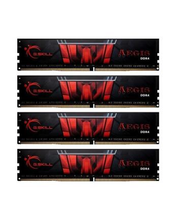 g.skill Pamięć do PC - DDR4 64GB (4x16GB) Aegis 3200MHz CL16 XMP2