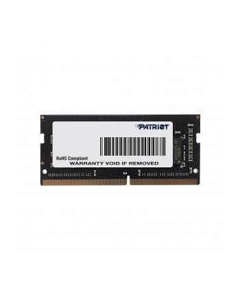 Pamięć RAM Patriot Memory Signature PSD416G26662S (DDR4 SO-DIMM; 1 x 16 GB; 2666 MHz; CL19)
