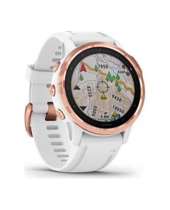Zegarek sportowy Garmin Fenix 6S 010-02159-11 (Różowe złoto)