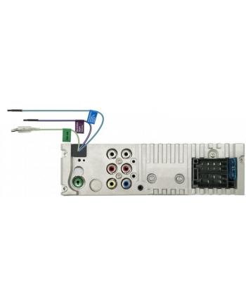 Radioodtwarzacz samochodowe JVC KDX-560BT (Bluetooth  USB + AUX)