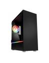 Obudowa KOLINK BASTION RGB BASTION RGB (ATX  Mini ATX  Mini ITX; kolor czarny) - nr 1