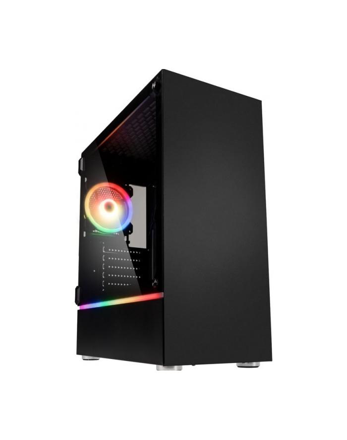 Obudowa KOLINK BASTION RGB BASTION RGB (ATX  Mini ATX  Mini ITX; kolor czarny) główny