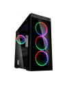 Obudowa KOLINK HORIZON RGB HORIZON RGB (ATX  Micro ATX  Mini ITX; kolor czarny) - nr 2