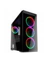 Obudowa KOLINK HORIZON RGB HORIZON RGB (ATX  Micro ATX  Mini ITX; kolor czarny) - nr 4