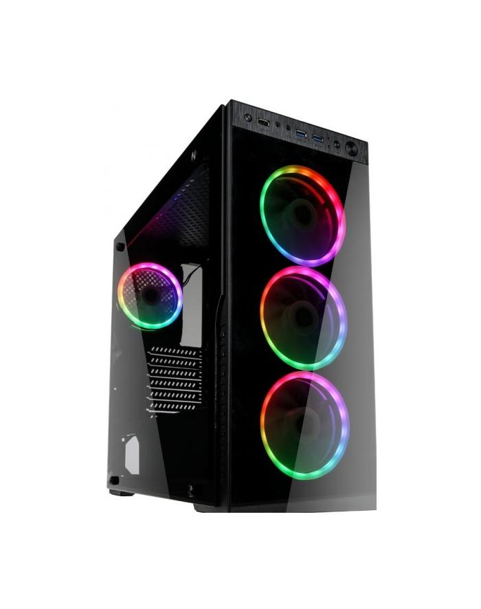 Obudowa KOLINK HORIZON RGB HORIZON RGB (ATX  Micro ATX  Mini ITX; kolor czarny) główny