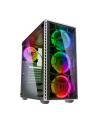 Obudowa KOLINK OBSERVATORY RGB OBSERVATORY RGB WHITE (ATX  Extended ATX  Micro ATX  Mini ITX; kolor biały) - nr 4