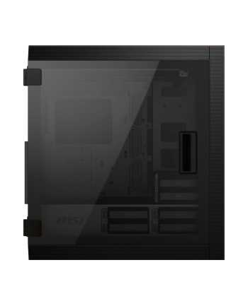 Obudowa MSI MPG SEKIRA 500G MSI MPG SEKIRA 500G (ATX  Extended ATX  Mini ATX  Mini ITX; kolor czarny)