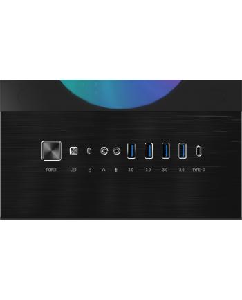 Obudowa MSI MPG SEKIRA 500X MSI MPG SEKIRA 500X (ATX  Extended ATX  Mini ATX  Mini ITX; kolor czarny)