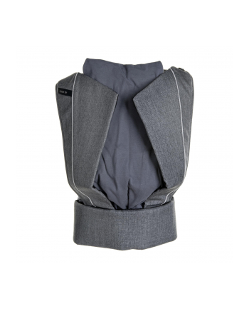 Nosidełko Cybex Yema Tie Denim Manhattan Grey (kolor szary)