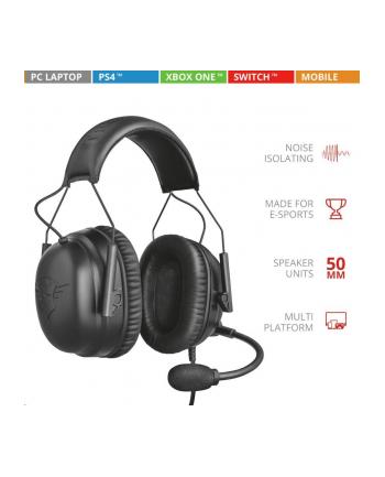 Słuchawki Trust WAYMAN 23248 (kolor czarny