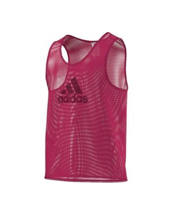 Znacznik Adidas Training Bib 14 Fioletowy Roz S