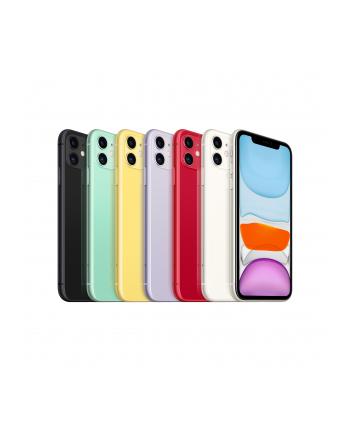 Smartfon Apple iPhone 11 64GB Black (6 1 ; IPS  Liquid Retina HD  Technologia True Tone; 1792x828; 4GB; 3110 mAh)