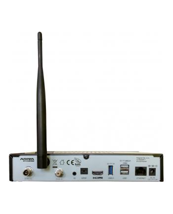 Tuner satelitarny FERGUSON ATV Combo (DVB-S2  DVB-T/T2)