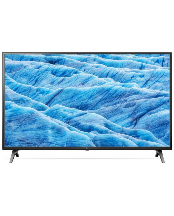 Telewizor 60  4K LG 60UM7100 (4K 3840x2160; SmartTV; DVB-C  DVB-S2  DVB-T2)