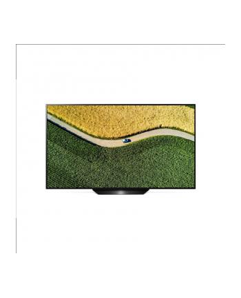 Telewizor 55  OLED LG OLED55B9 (4K 3840x2160; 50/60Hz; SmartTV; DVB-C  DVB-S2  DVB-T2; Amazon Alexa  Apple HomeKit  Asystent Google  Nagrywanie transmisji telewizyjnych)