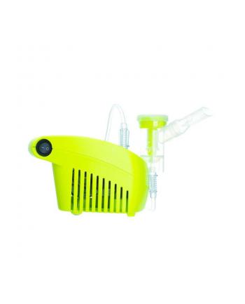 Inhalator pneumatyczno-tłokowy NOVAMA Familino by Flaem (kolor limonkowy)