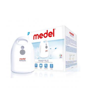 Inhalator pneumatyczno-tłokowy medel Family Plus MY17 (kolor biały)