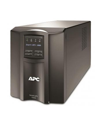 Zasilacz awaryjny UPS APC SMT1000IC (TWR; 1000VA)