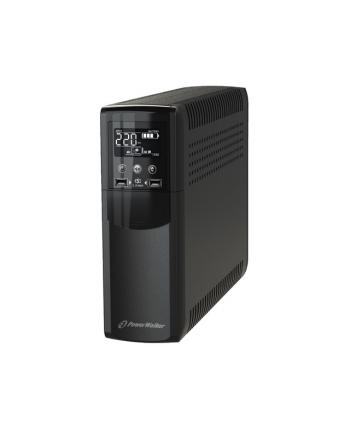 Zasilacz awaryjny UPS POWER WALKER VI 600 CSW FR (Desktop; 600VA)
