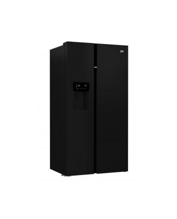 Lodówka Beko GN162333ZGB (910mm x 179mm x 720 mm; 368 l; Klasa A++; kolor czarny)