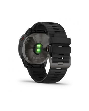 Zegarek sportowy Garmin Fenix 6X 010-02157-11 (kolor szary)