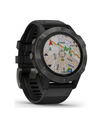 Zegarek sportowy Garmin Fenix 6 010-02158-11 (kolor szary)