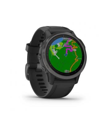 Zegarek sportowy Garmin Fenix 6S 010-02159-25 (kolor szary)