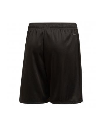 Spodenki krótkie juniorska Adidas (140; Poliester; kolor czarny)