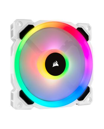 Wentylator komputerowy do obudowy Corsair LL120 RGB CO-9050091-WW (120 mm; 2200 obr/min; RGB)