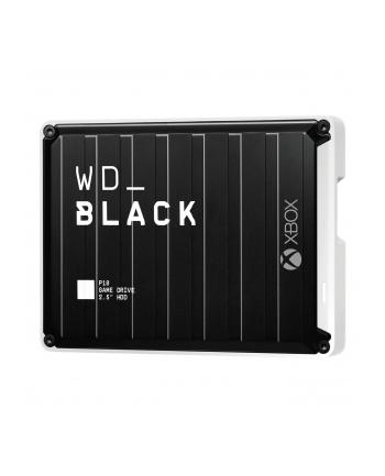 Dysk zewnętrzny HDD WD Black P10 WDBA5G0050BBK-WESN (5 TB; 25 ; USB 31; kolor biały)