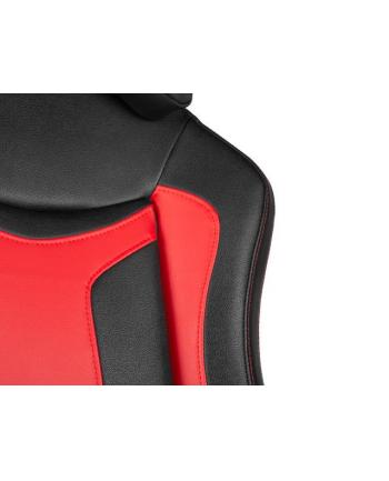 Fotel gamingowy NATEC Genesis Nitro 790 NFG-1365 (kolor czarno-czerwony)