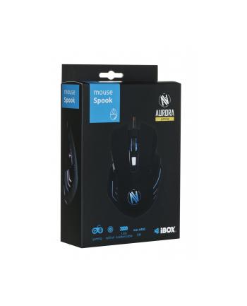 ibox MYSZ I-BOX AURORA SPOOK GAMING PRZEWODOWA  USB