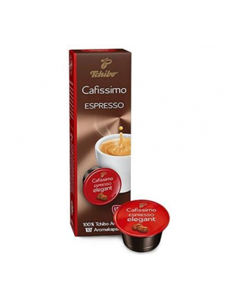 Kawa w kapsułkach Tchibo Cafissimo (Espresso Elegant Aroma)
