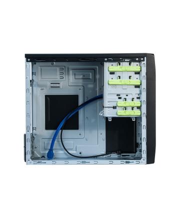 Obudowa Chieftec Mesh CT-04B-OP (ATX  Mini ATX  Mini ITX; kolor czarny)