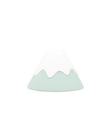 Lampka nocna allocacoc Snow Mountain DH0070GN/SNMTLP (Biały ciepły)
